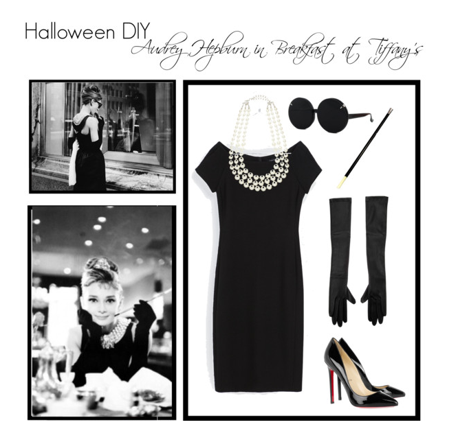 halloween 101 audrey hepburn in breakfast at tiffany s maria on point. Black Bedroom Furniture Sets. Home Design Ideas