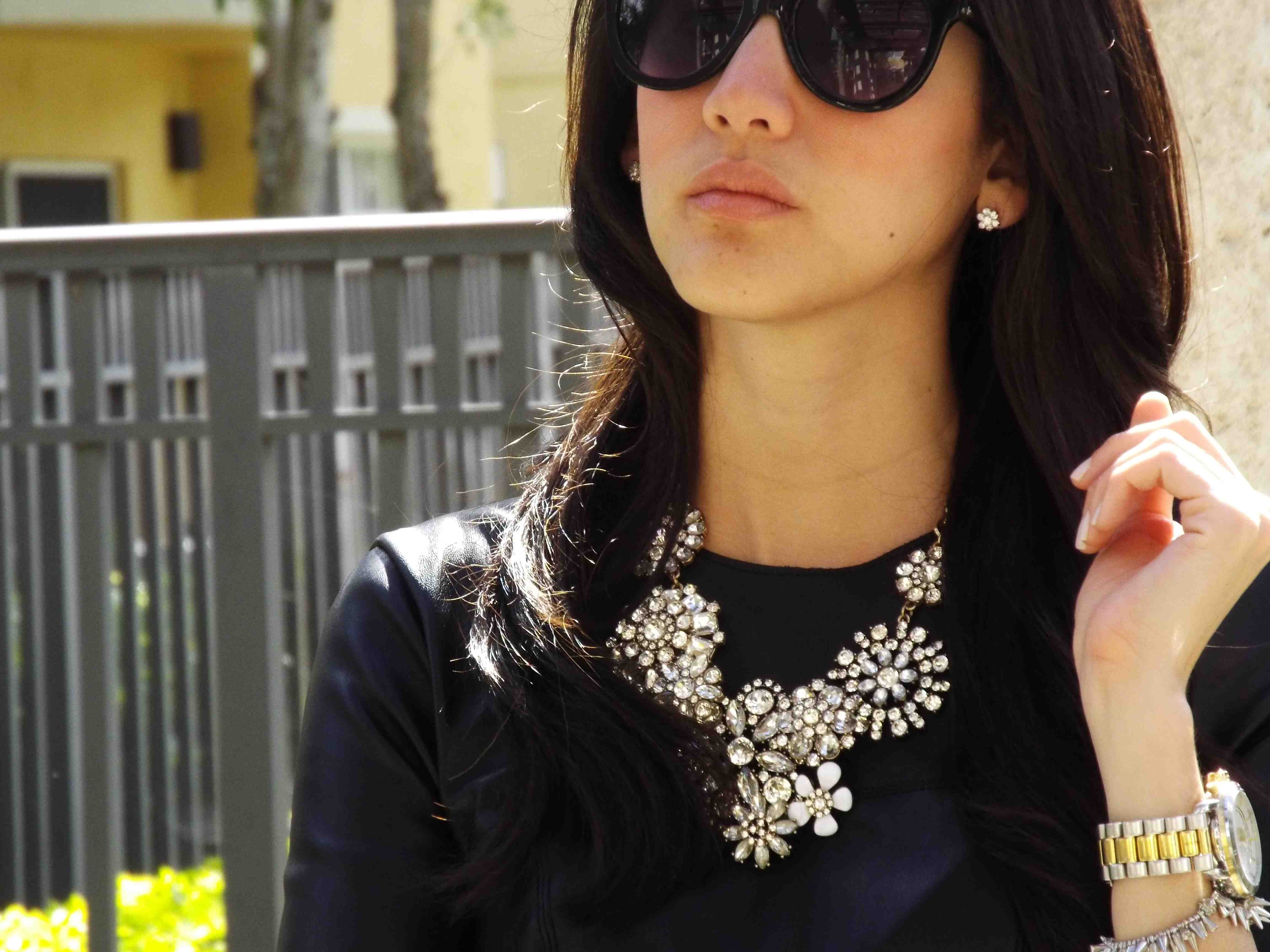BaubleBar necklace – Maria On Point